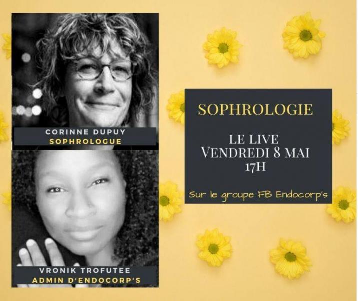 Live endocrop s corinne dupuy sophrologue